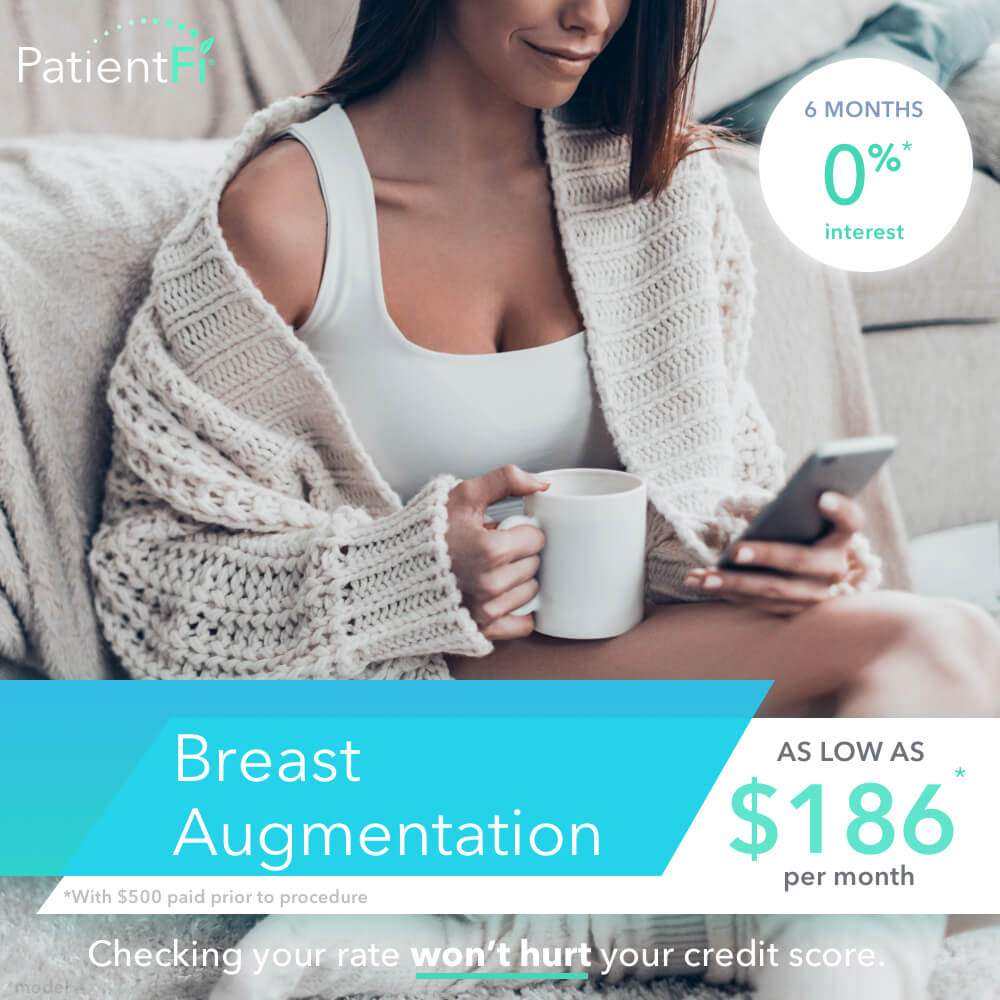 Financing Your Breast Augmentation