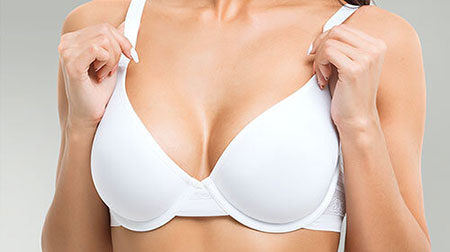 Breast Enhancement Plastic Surgery Before and After Photos