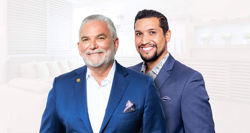 Plastic Surgeons, Dr Grant Stevens and Dr Ziyad Hammoudeh