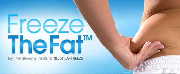 Freeze the Fat